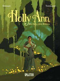 Holly Ann 1: Die Ziege ohne Hörner - Klickt hier für die große Abbildung zur Rezension