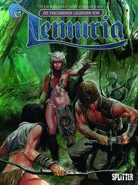 Die vergessenen Legenden von Lemuria 2: Das Amulett - Klickt hier für die große Abbildung zur Rezension
