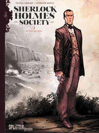 Sherlock Holmes Society 1: Die Keelodge Affäre - Klickt hier für die große Abbildung zur Rezension