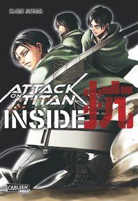 Attack on Titan Inside - Klickt hier für die große Abbildung zur Rezension