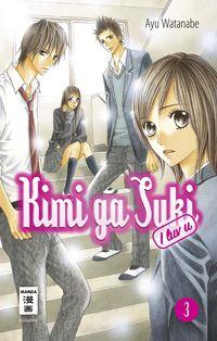 Kimi ga Suki - I luv U 3 - Klickt hier für die große Abbildung zur Rezension
