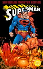 Superman Monster Edition 4 - Klickt hier für die große Abbildung zur Rezension