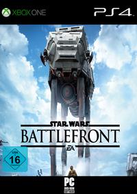 Star Wars: Battlefront - Klickt hier für die große Abbildung zur Rezension
