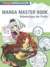Manga Master Book: Geheimtipps der Profis - Klickt hier für die große Abbildung zur Rezension