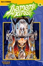 Shaman King 3 - Klickt hier für die große Abbildung zur Rezension