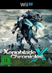 Xenoblade Chronicles X - Klickt hier für die große Abbildung zur Rezension