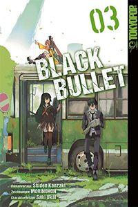 Black Bullet 3 - Klickt hier für die große Abbildung zur Rezension