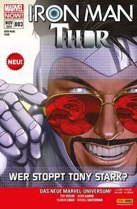 Iron Man/Thor 3 - Klickt hier für die große Abbildung zur Rezension