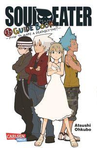 Soul Eater Guide Book - Klickt hier für die große Abbildung zur Rezension