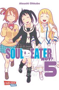 Soul Eater NOT! 5 - Klickt hier für die große Abbildung zur Rezension