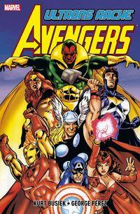 Avengers: Ultrons Rache - Klickt hier für die große Abbildung zur Rezension
