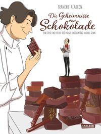 Die Geheimnisse von Schokolade - Klickt hier für die große Abbildung zur Rezension