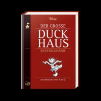 Der Große Duckhaus: Entenhausen von A bis Z - Klickt hier für die große Abbildung zur Rezension