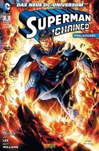 Superman: Unchained 5 - Klickt hier für die große Abbildung zur Rezension