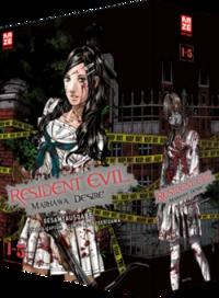 Resident Evil: Marhawa Desire Gesamtausgabe - Klickt hier für die große Abbildung zur Rezension