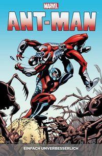 Marvel: Ant-Man Megaband 1-Einfach Unverbesserlich - Klickt hier für die große Abbildung zur Rezension