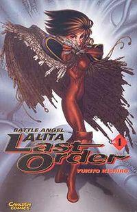 Battle Angel Alita - Last Order 1 - Klickt hier für die große Abbildung zur Rezension