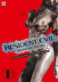 Resident Evil: Heavenly Island 1 - Klickt hier für die große Abbildung zur Rezension