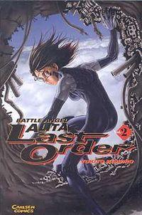 Battle Angel Alita - Last Order 2 - Klickt hier für die große Abbildung zur Rezension