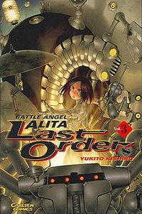 Battle Angel Alita - Last Order 3 - Klickt hier für die große Abbildung zur Rezension