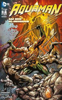 Aquaman 7: Der Mahlstrom - Klickt hier für die große Abbildung zur Rezension