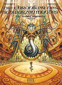 Die Chroniken des Schwarzen Mondes 16: Terra Secunda - Buch 2 - Klickt hier für die große Abbildung zur Rezension