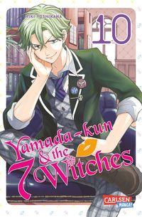 Yamada-kun and the 7 Witches 10 - Klickt hier für die große Abbildung zur Rezension