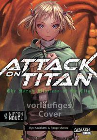 Attack on Titan – The Harsh Mistress of the City 1 - Klickt hier für die große Abbildung zur Rezension