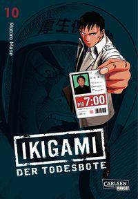 Ikigami - Der Todesbote 10 - Klickt hier für die große Abbildung zur Rezension