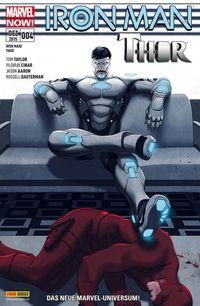 Iron Man/Thor 4 - Klickt hier für die große Abbildung zur Rezension