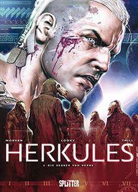 Herkules 2: Die Kerker von Lerna - Klickt hier für die große Abbildung zur Rezension