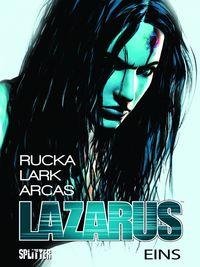 Lazarus 1: Die Macht der Familien - Klickt hier für die große Abbildung zur Rezension