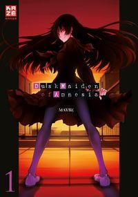 Dusk Maiden of Amnesia 1 (Zweitrezension) - Klickt hier für die große Abbildung zur Rezension