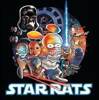 Star Rats Episode IV: Eine schwache Hoffnung - Klickt hier für die große Abbildung zur Rezension