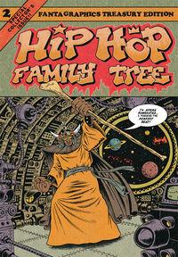 Hip Hop Family Tree 2 - Klickt hier für die große Abbildung zur Rezension