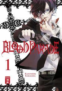 Blood Parade 1 - Klickt hier für die große Abbildung zur Rezension
