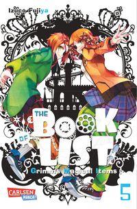 The Book of List - Grimms magical Items 5 - Klickt hier für die große Abbildung zur Rezension
