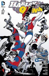 Harley Quinn 6: Die Harley-Gang - Klickt hier für die große Abbildung zur Rezension