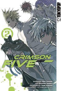 Crimson Five 2 - Klickt hier für die große Abbildung zur Rezension