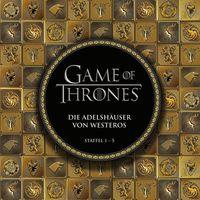 Game of Thrones: Die Adelshäuser von Westeros: Staffel 1 - 5 - Klickt hier für die große Abbildung zur Rezension
