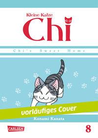 Kleine Katze Chi 8 - Klickt hier für die große Abbildung zur Rezension