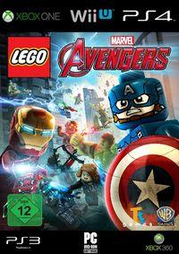 Splashgames: LEGO Marvel Avengers