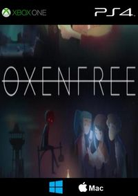 Splashgames: Oxenfree