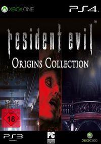 Resident Evil - Origins Collection - Klickt hier für die große Abbildung zur Rezension