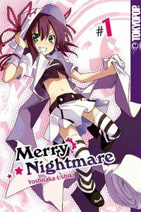 Merry Nightmare 01 - Klickt hier für die große Abbildung zur Rezension