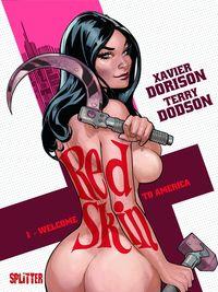 Red Skin 1: Welcome to America - Klickt hier für die große Abbildung zur Rezension