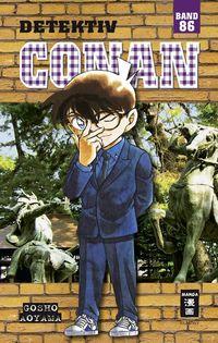 Detektiv Conan 86 - Klickt hier für die große Abbildung zur Rezension