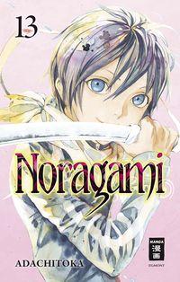 Noragami 13 - Klickt hier für die große Abbildung zur Rezension