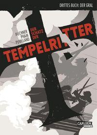 Der Schatz der Tempelritter 3: Der Gral - Klickt hier für die große Abbildung zur Rezension