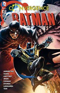 Batman Sonderband 47: Convergence - Klickt hier für die große Abbildung zur Rezension